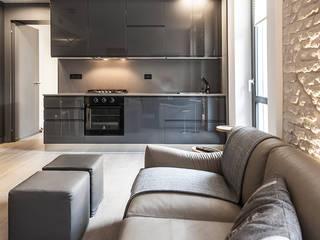 Modern kitchen by BRANDO concept Modern