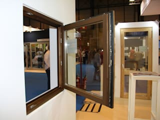 CARPINTEK GROUP Windows & doors Windows Kayu Wood effect