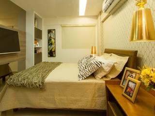 Cris Nunes Arquiteta BedroomAccessories & decoration