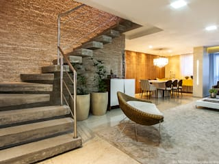 Cris Nunes Arquiteta 客廳