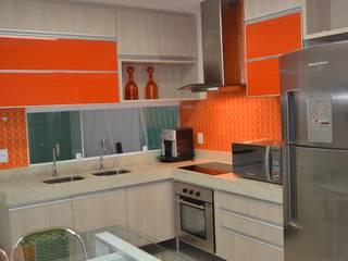 Кухни в . Автор – Cris Nunes Arquiteta,
