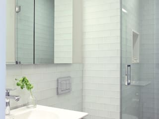 Maletz Design Modern bathroom