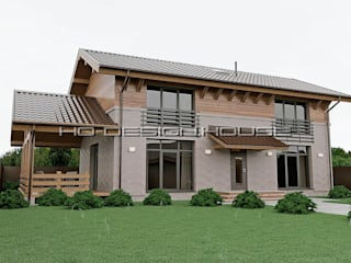 hq-design Moderne huizen