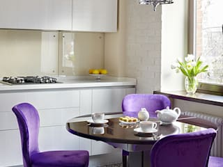 Eclectic style kitchen by Marina Pennie Design&Art Eclectic