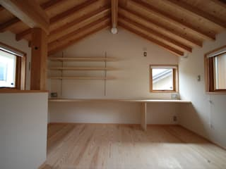 東広瀬の家 ミニマルデザインの リビング の 神谷建築スタジオ ミニマル