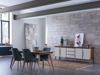 NILL'S FURNITURE DESIGN – Lima Yemek Odası:  tarz