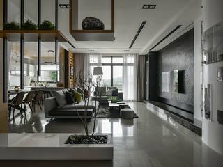 modern  by 皇室空間室內設計, Modern