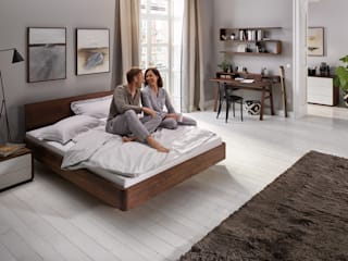 Holzmanufaktur Stuttgart BedroomBeds & headboards Solid Wood