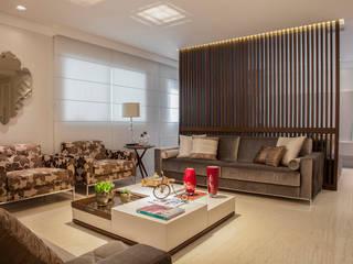 Modern living room by Rosana Pintor Arquitetura e Interiores Modern