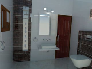 Our Exclusive Designs Asian style bathroom by 4 Lotus Interior Asian