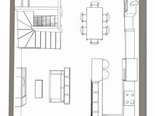 Interni VL:  in stile  di MZ Studio Architettura Ingegneria
