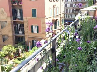 Terrazzo in movimento di Au dehors Studio. Architettura del Paesaggio