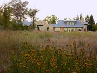 La Nature au centre de la construction Rustikaler Garten von Ecologic City Garden - Paul Marie Creation Rustikal