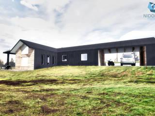 NidoSur Arquitectos - Valdivia Detached home