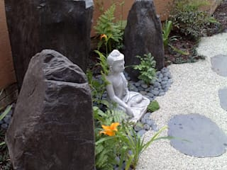 WIGGILL : asian  by Japanese Garden Concepts, Asian