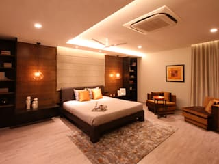 Bedroom by Design House,
