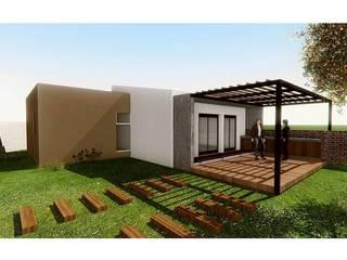 Casa GM:  de estilo  por En obra arquitectos