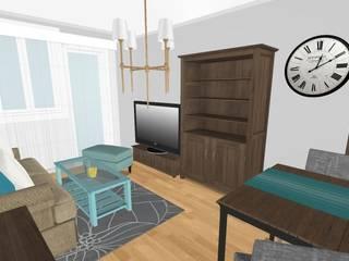 Salon - Luboń Klasyczny salon od Profit Concept Consulting Klasyczny