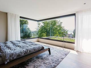 Objekt 336 / meier architekten:  Schlafzimmer von meier architekten