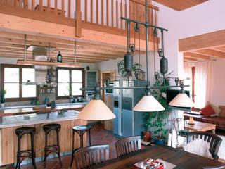 Кухни в . Автор – Müllers Büro, Классический