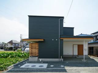 Maisons modernes par 株式会社kotori Moderne
