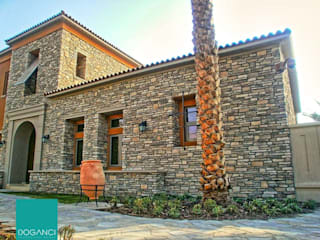 Country style house by Doğancı Dış Ticaret Ltd. Şti. Country