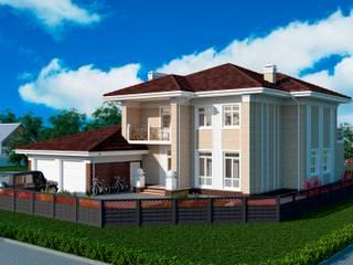 Пралине-2_309 кв.м.: Дома в . Автор – Vesco Construction