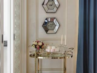 Rubleva Design Classic style living room