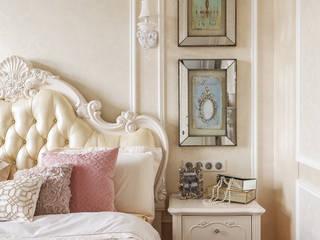 Klasik Yatak Odası Rubleva Design Klasik
