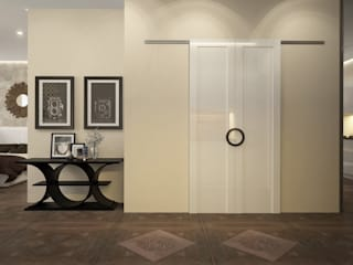 Rubleva Design Modern living room