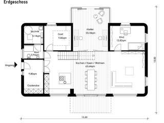 Haus Summt :  Häuser von Müllers Büro