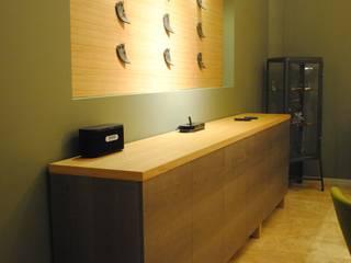 Ziynet Mobilya San.Tic.Ltd.Şti. Office spaces & stores Wood Wood effect