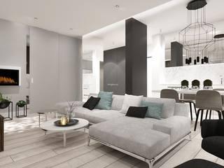 Livings modernos: Ideas, imágenes y decoración de living box Moderno