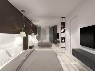 Dormitorios modernos: Ideas, imágenes y decoración de living box Moderno