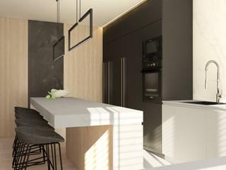 Cocinas modernas: Ideas, imágenes y decoración de living box Moderno