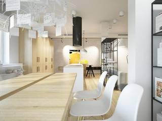 Comedores modernos de living box Moderno