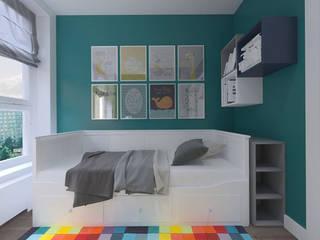 Dormitorios infantiles modernos: de living box Moderno