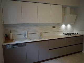 Ziynet Mobilya San.Tic.Ltd.Şti. KitchenCabinets & shelves Wood White