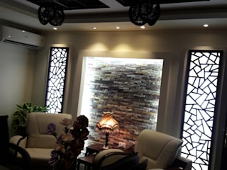 Walls by design house,