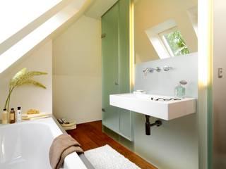 B20 | Bad im Dach Moderne Badezimmer von GRIMM ARCHITEKTEN BDA Modern