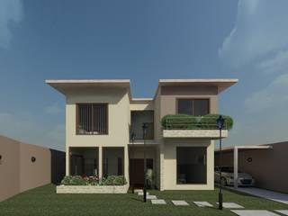 Nowoczesne domy od Diseño Store Nowoczesny