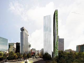 ทันสมัย  โดย Arquitectos M253, โมเดิร์น