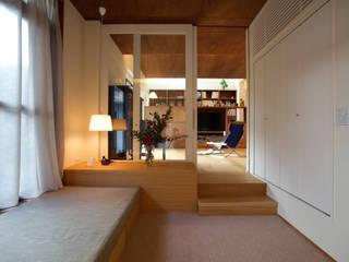 สแกนดิเนเวียน  โดย 辻健二郎建築設計事務所, สแกนดิเนเวียน