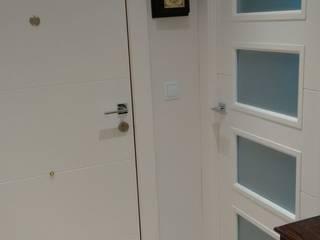 Cooperativa de la madera 'Ntra Sra de Gracia' Puertas y ventanasPuertas Derivados de madera Blanco