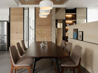 Four season house 根據 夏沐森山設計整合 現代風