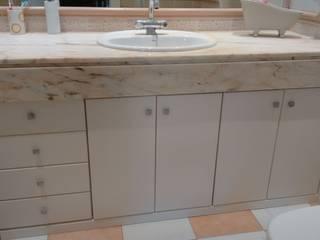 Cooperativa de la madera 'Ntra Sra de Gracia' Ванна кімнатаРаковини Інженерне дерево Білий