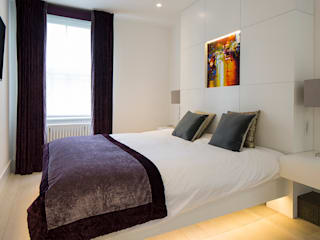 modern Bedroom by Guttfield Architecture