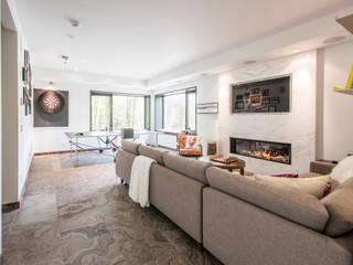BLDG Workshop Inc. Modern living room