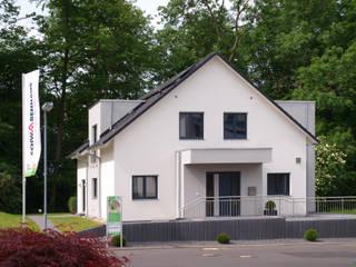 Musterhaus in Bad Vilbel Schwabenhaus GmbH & Co. KG Grau