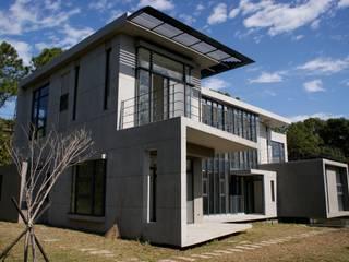 Casas modernas por 大也設計工程有限公司 Dal DesignGroup Moderno
